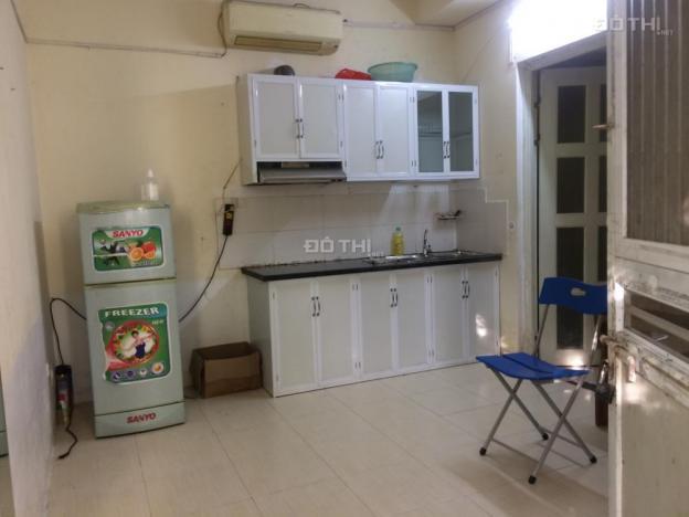 3.2 triệu /th: Cho thuê CH 34 m2, góc tầng 01 (đầy đủ đồ đạc), CT18 đô thị Việt Hưng 11179780