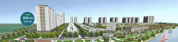 Bán chung cư tại khu đô thị Thanh Hà Cienco5- Hà Đông 9283516