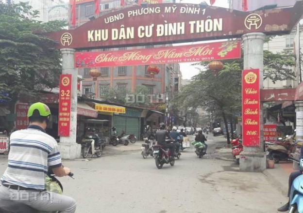 Bán nhà 39m2, 4 tầng Đình Thôn gần Five Star ngõ thông, giá 2.85 tỷ 11880515