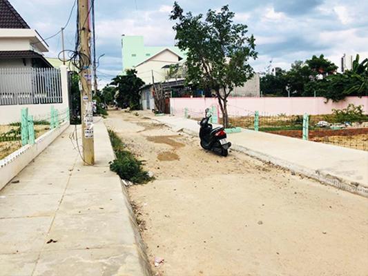 Bán đất đường Nguyễn Chích gần Bắc Vĩnh Hải Nha Trang 12426012