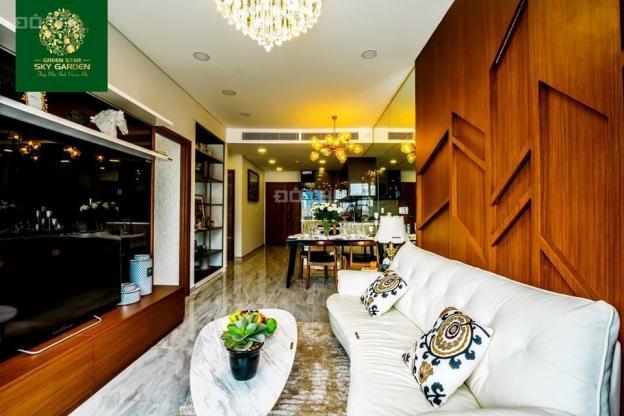 Bán căn hộ Green Star Sky Garden block A-08-11 view đẹp, Quận 7, Hồ Chí Minh. LH: 0906 870 195 12101496