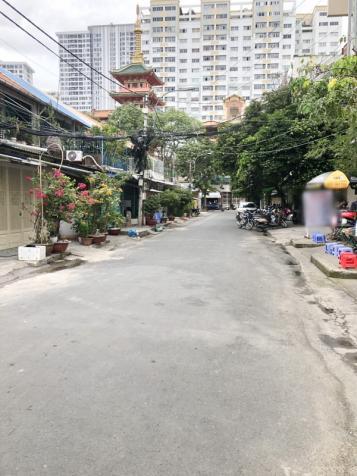 Bán nhà trệt tiện kinh doanh, mặt tiền hẻm xe hơi 277 Khánh Hội, Quận 4 12254944