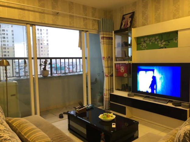 Chính chủ bán căn hộ Babylon Âu Cơ, Tân Phú, 56m2, 1PN, view hướng Đông nhìn Đầm Sen, thoáng mát 12154723