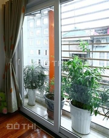Chính chủ bán nhà phân lô, ô tô đỗ trước cửa, sổ đỏ vuông nhà 4 tầng đẹp sang trọng cây xanh 12152935