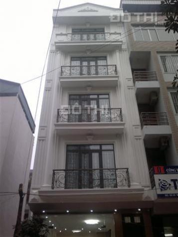 Nhà 5 tầng cạnh trường Ban Mai - Hà Đông. (Kinh doanh hoặc để ô tô) 12322033