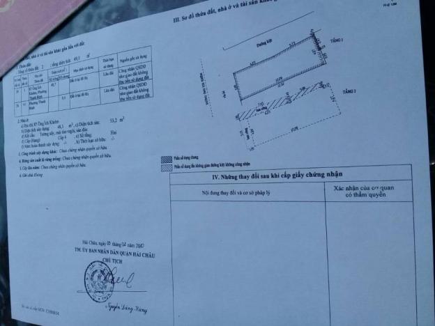 Bán nhà mặt tiền quận Hải Châu, Đà Nẵng 12393241