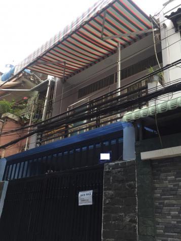 Bán gấp nhà hẻm 4m Nguyễn Sáng, 4x16m, 1 lầu, giá 4.5 tỷ TL 12409738