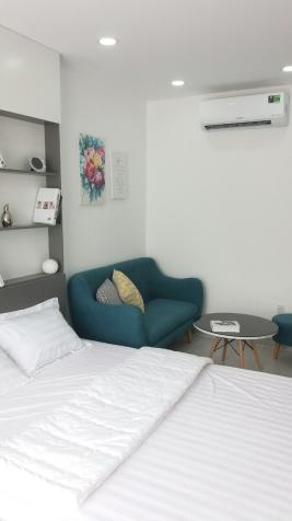 Cho thuê CH mini gần sân bay 1 PN, nội thất cao cấp như hình. Giá 12 tr/th bao phí QL 0909944198 12442368