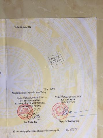 Bán đất tại Phường Kiến Hưng, Hà Đông, Hà Nội, diện tích 41m2, giá 1.55 tỷ 12484349