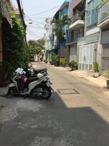 Bán nhà hẻm 11 Dương Đức Hiền, 4.16x16m, giá 4.8 tỷ, Q. Tân Phú 12566590