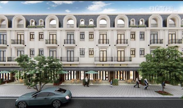 Nhà phố mặt tiền Quốc lộ 1A, rất tiện kinh doanh 12496039