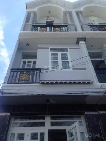 Bán nhà MT Bành Văn Trân, đoạn đường thẳng, DT: 5x21m, 1 trệt, 3 lầu vị trí đẹp 12507960