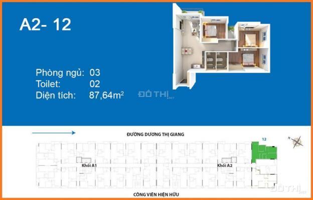Cần bán gấp 1 số căn hộ, bên Depot Metro Tham Lương 12524647