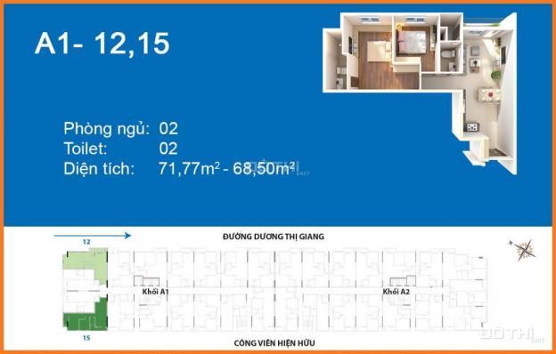 Cần bán gấp căn hộ Depot Metro Tham Lương 12556632