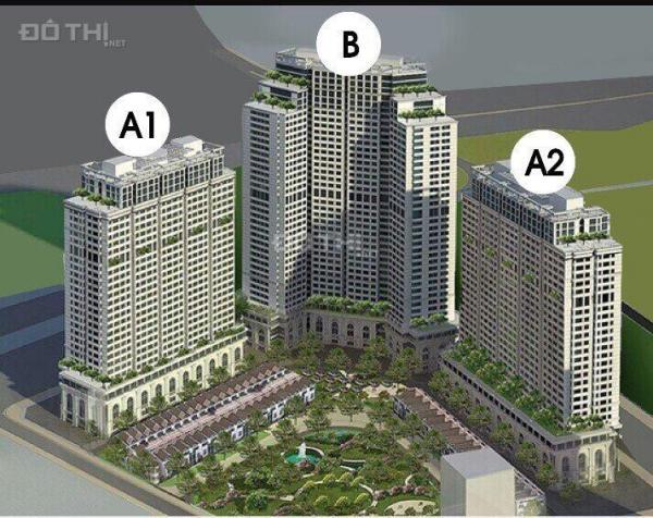 Mở bán sàn thương mại tầng 1, 2, 3 dự án IA20 Ciputra, DT 41m2 - 306m2, giá chỉ từ 36 tr/m2 12569303