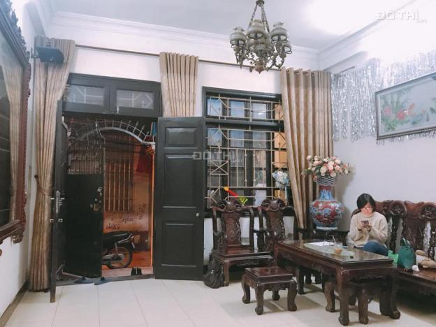 Nhà ngõ 102 Trường Chinh, BTCT 79m2 x 4 tầng, mặt tiền 7.2m, giá 6.8 tỷ. 0917572666 12163862