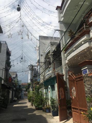 Nhà hẻm Nguyễn Quý Anh, đủ lộ giới, dt 4x14m, 1 lầu nhà đẹp, 4.45 tỷ, thương lượng 12581980