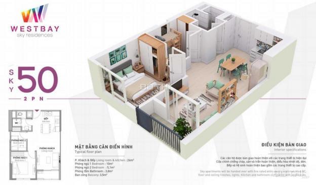 Cho thuê căn hộ tại Rừng Cọ - Aqua - WestBay, giá từ 4 tr/tháng. LH: 094 101 5995 12586332