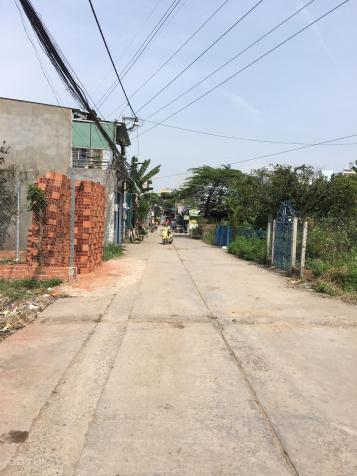 Bán đất hẻm 822 Hương Lộ 2, Bình Tân, giá 4 tỷ/72m2, sổ đỏ, XDTD, đường thông 12590548