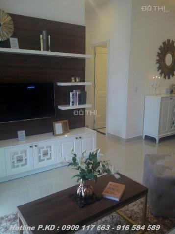 Bán căn hộ chung cư Sài Gòn Mia, HCM, giá 2.5 tỷ, có 2PN. LH: 0909 117 663 12611651