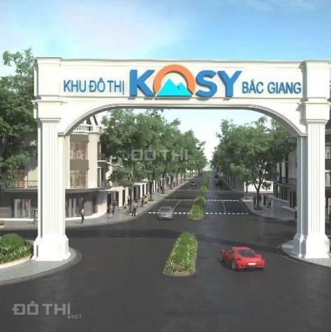 Một cơ hội đầu tư sinh lời cao với - Shophouse nhà phố tại KĐT Kosy Xương Giang - TP Bắc Giang 12634885
