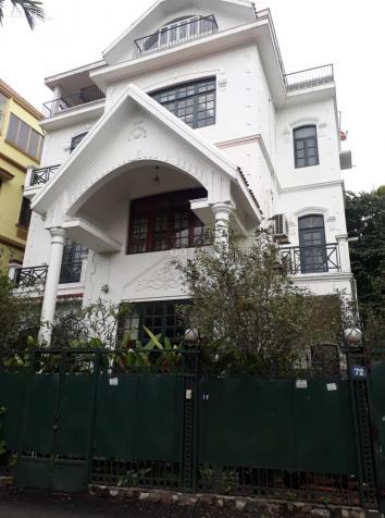 Bán nhà phố Nguyễn Đình Thi, DTXD 140m2, ngõ ô tô tránh, 3 mặt thoáng, 17.9 tỷ 12642327