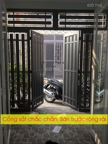 Bán nhà mới Phan Huy Ích, 1 trệt, 1 lầu, BTCT, hẻm 4m, cách Trường Chinh 600m 12654454
