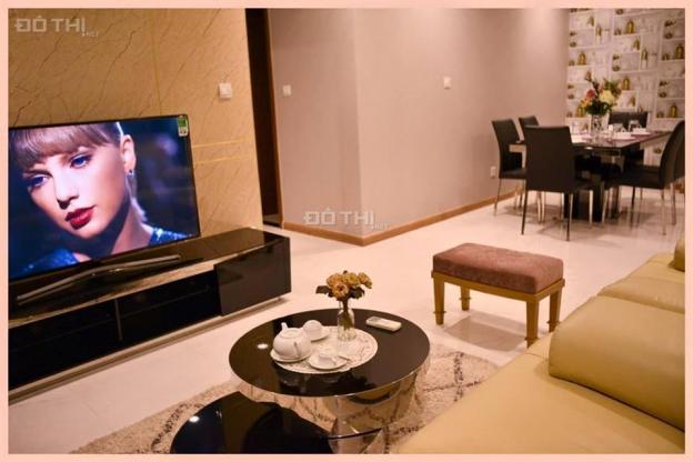 Cho thuê căn hộ chung cư Eurowindown Multi Complex, 100m2, 2PN, đủ đồ đẹp, 16 tr/tháng 12657626
