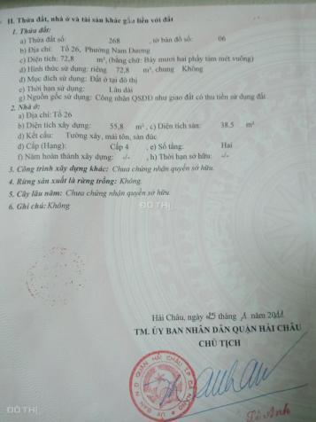 Đất nhà chính chủ vị trí đắc địa, kiệt 179 Nguyễn Văn Linh, trung tâm Đà Nẵng 12660120