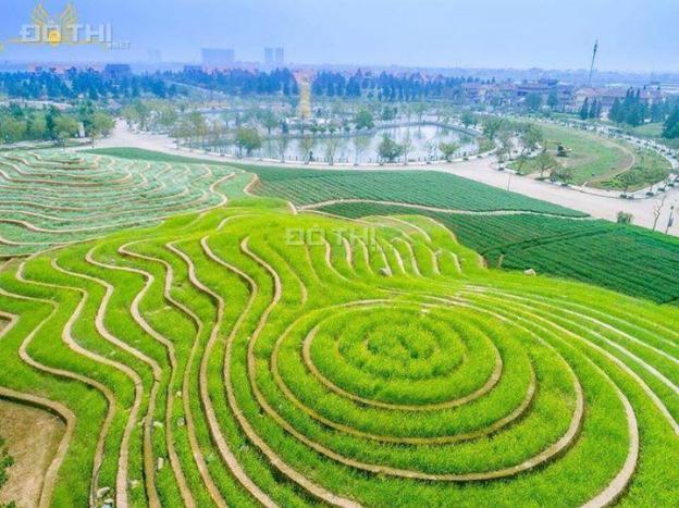 Bán biệt thự 200m2, giá tiền đất chỉ 19 tr/m2 nằm trên trục đường Tây Thăng Long, cách Hồ Tây 15p 12667744