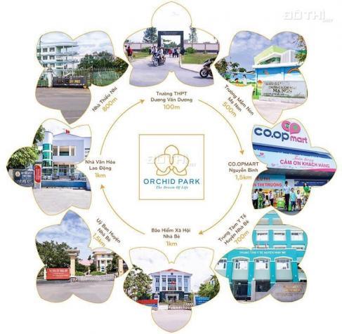 Mở bán nhiều căn hộ SN Orchid Park Nhà Bè, đủ loại diện tích, giá tốt, NH hỗ trợ 70%. LH 0945372932 12669830