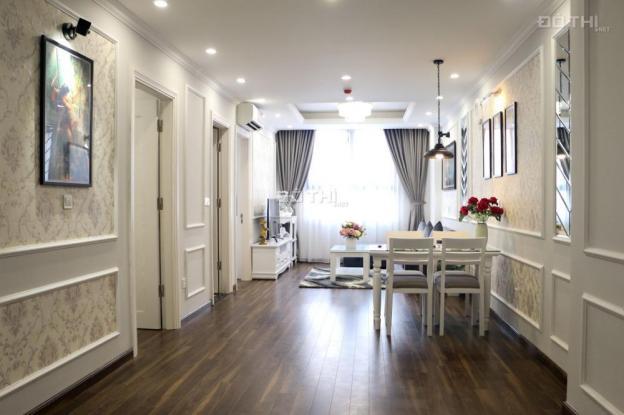 Bán căn hộ 62m2 tòa A tầng 6 giá 1,7 tỷ dự án Eco City Việt Hưng, ban công Đông Nam view Vinhomes 12672629