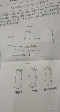 Quá sốc! 1 nhà đường 8m, Hoàng Quốc Việt, Quận 7, DT 4.2x12m, giá chỉ 5.6 tỷ 12676845