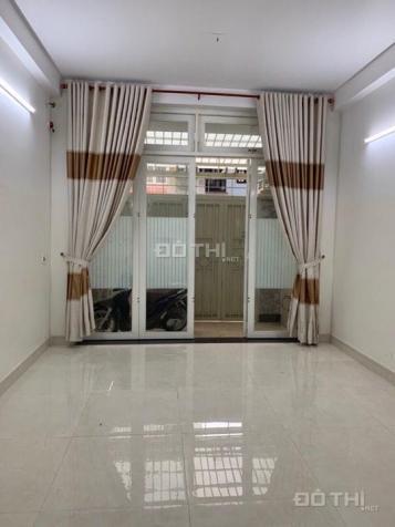 Bán nhà HXH nhựa 8m đường Tô Ký, huyện Hóc Môn, Q. 12, 4x21m, 2 lầu, giá 4.6 tỷ 12677382