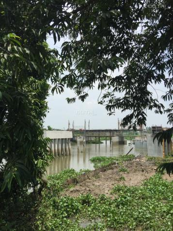 Đất khu dân cư mặt tiền sông, giá chỉ 1.2tr/m2 đường Sông Lu, xã Trung An, Củ Chi 12679526