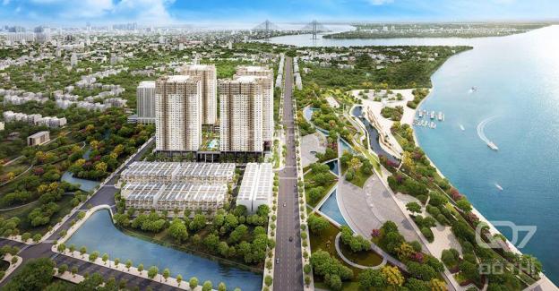 Bán gấp căn hộ Q7 Saigon Riverside MT Đào Trí trung tâm Quận 7, chỉ 1.6 tỷ/căn. LH: 0903414059 12691896