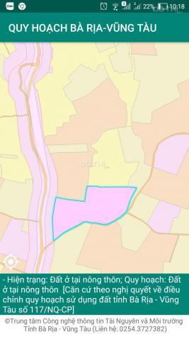 Chính chủ cần bán nhà đất hai mặt tiền lớn huyện Châu Đức 12707839