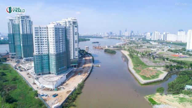 Bán căn hộ Đảo Kim Cương, 3 phòng ngủ, 143 m2, view sông, giá 55.9 triệu/m2 11767402