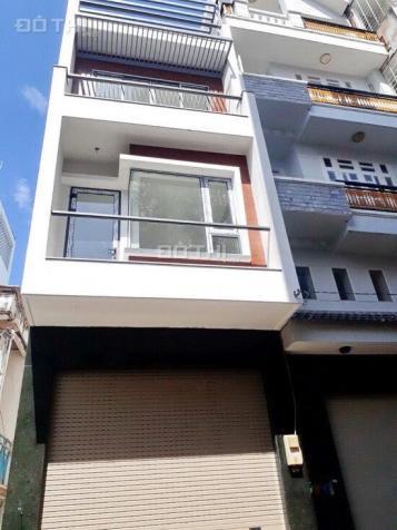 Cần bán gấp nhà phố đường Gò Ô Môi, Q7, 4x14m, giá 6,3 tỷ 12720802
