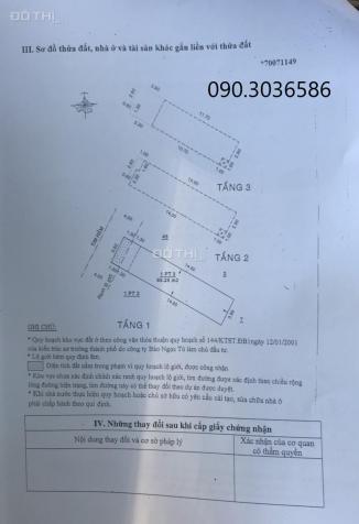 Chính chủ bán nhà 2 lầu hẻm 118 Phan Huy Ích, P. 15, Tân Bình 12720900