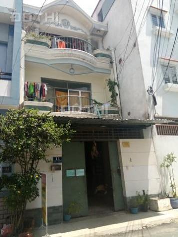MTNB Vạn Hạnh, P. Tân Thành, dt 5,4x19,65m, 2 lầu. Giá 11 tỷ 12723074