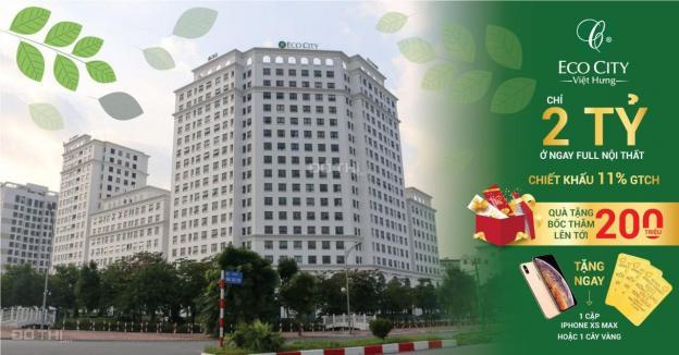 Căn hộ cao cấp ECO City Việt Hưng – chìa khóa trao tay, nhận ngay quà tặng - CK 11% LH 086 286 7887 12724373