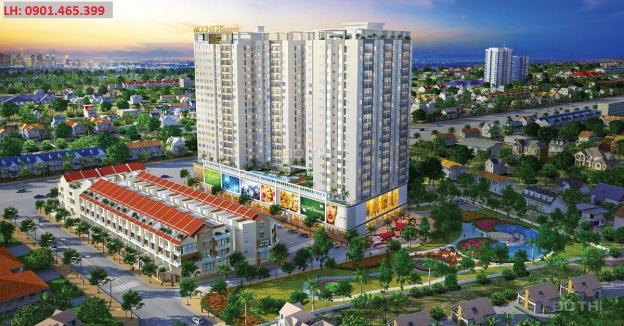 Bán căn hộ chung cư tại dự án Moonlight Residences, Thủ Đức, Hồ Chí Minh, diện tích 67m2 12743578