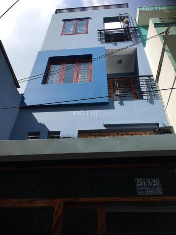 Bán gấp nhà HXH 6m, Phạm Huy Thông, phường 6, Gò Vấp, 4x17m, 1T, 2L. Giá chỉ 6,2 tỷ 12764850