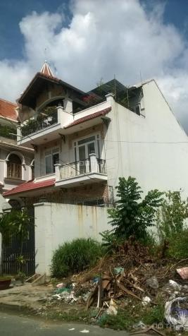 Bán nhà biệt thự đường Số 9 khu Trần Não, gần cầu Sài Gòn (128m2) 14 tỷ, tel 0918481296 chính chủ 12771036