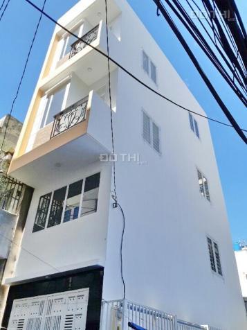 Bán gấp nhà 1 lửng, 2 lầu đẹp căn góc 2 MT hẻm 332 Nguyễn Tất Thành, Quận 4 - LH: 0937.078.288 12774974