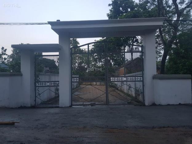 Cần bán gấp 3500m2 đất thổ cư có khuôn viên hoàn thiện tại Hòa Sơn, Lương Sơn, Hòa Bình 12782870