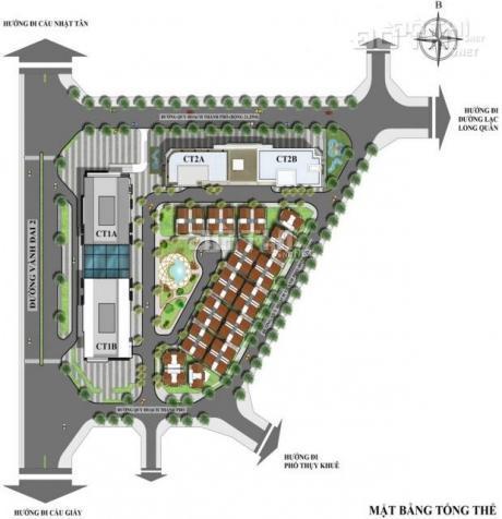 Tôi cần bán gấp 2 căn biệt thự Tây Hồ Residence, 131.1m2, 3.5 tầng + 1 hầm ô tô, giá 18.2 tỷ 12783446