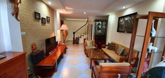Nhà đẹp Nguyễn Ngọc Vũ, ô tô Đỗ Cửa, ngõ thông rộng, gần đường lớn: 39m2 x 5T, 4PN, giá 3.4 tỷ 12784198