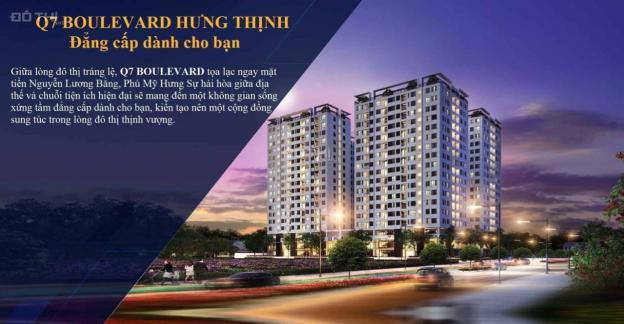 Căn hộ MT Nguyễn Lương Bằng, Q.7 nối liền Phú Mỹ Hưng,ck 2-18%, LH: 0934796501 12786950